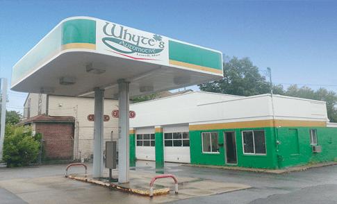 Whytes Automotive Shop
